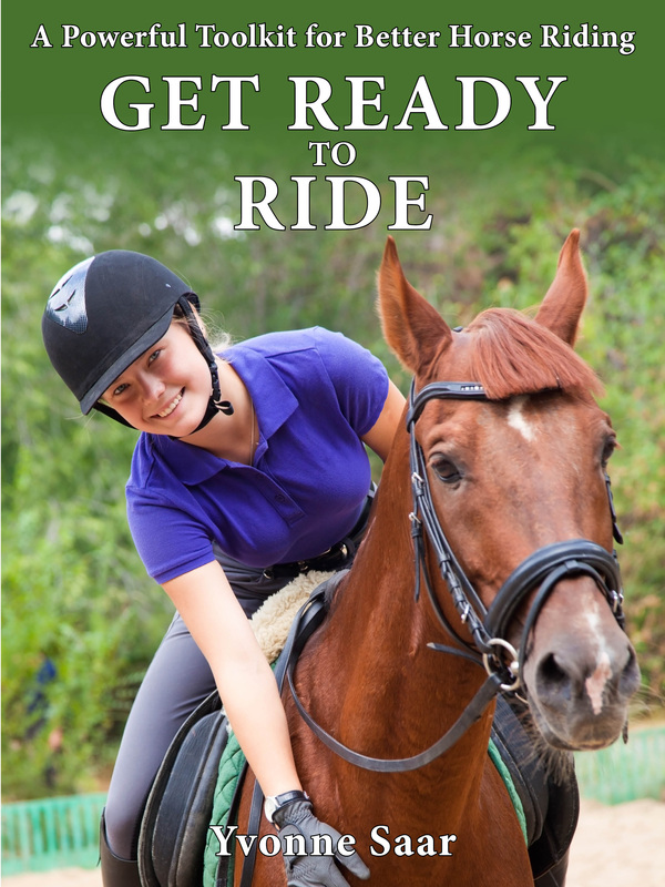 Cover of Get Ready to Ride by Yvonne Saar