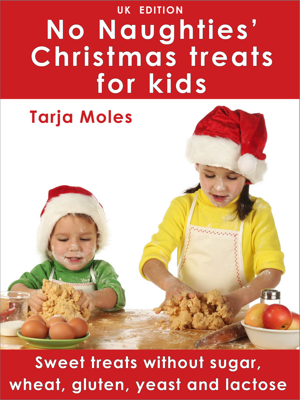 No Naughties' Christmas treats for kids