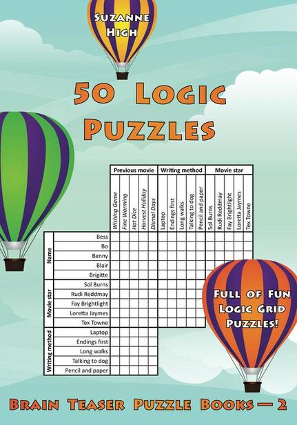 100 Assorted Word Puzzles