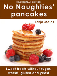 No Naughties' pancakes (UK/European edition)